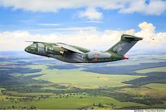 KC-390, a nova aeronave de transporte da Força Aérea Brasileira (Força Aérea Brasileira - Página Oficial) Tags: sãopaulo transporte embraer voando cargueiro aeronave gaviãopeixoto emvoo brazilianairforce aviaçãodetransporte kc390 aeronavemilitar