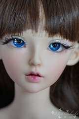Feeple Celine (Steffi♥Dollies) Tags: face up closeup sd bjd celine faceup feeple feeple60