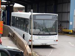 Newport Bus 10 (welsh bus 16) Tags: 10 newport wright scania axcess l94ub newportbus floline s110tdw