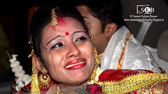 With tears : The farewell ceremony of bride (Suman Kalyan Biswas) Tags: portrait people woman india lady tears emotion candid marriage portraiture weddingceremony matrimony candidphotography weddingphotography indianwoman manualmode tripura agartala hinducustom colouroflife emotionalmoment portraitofindianwoman hinduweddingritual autoremovedfrom1to5faves thefarewellceremonyofbride farewellofbride sentimentalportrait bidaay bidaayahindumarriageritualagartala lifeofindianwoman