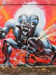 Graffiti (111) Chelmsford Arts Trail (Padski1945) Tags: streetart graffiti eddie ironmaiden chelmsford chelmsfordgraffiti chelmsfordarttrail chelmsfordimages