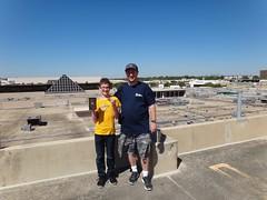 me and rafe at the mall (DieselDucy) Tags: sanantonio texas rafe