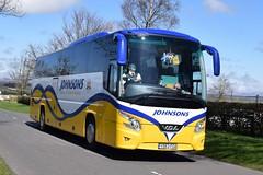 YD63FGA  Johnsons, Henley in Arden (highlandreiver) Tags: 2 bus green scotland coach scottish gretna johnsons henley coaches futura arden fga vdl yd63 yd63fga