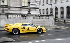 Pall Mall (tWm.) Tags: london car yellow nikon thomas f14 super mein diablo lamborghini 58mm supercar sv d800 v12 veloce 2016