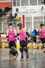 CNYRD_Wonder_Brawlers_vs_South_Shire_Battle_Cats_4_20160402 (Hispanic Attack) Tags: rollerderby battlecats srd cnyrd centralnewyorkrollerderby southshirerollerderby