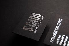 S-Cars (El Calotipo) Tags: silver design businesscards plata stamping diseo tarjetas