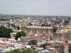 San Pedro Cholula, Puebla (De Mochila por México) Tags: méxico mexico san pedro cholula puebla sanpedrocholula