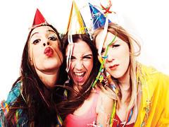 Birthday Girls. Photographer Sarah Cresswell