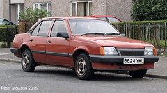Vauxhall Cavalier (pmccann54) Tags: vauxhallcavalier