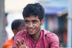 7D9_1033 (bandashing) Tags: street red portrait england manchester sharif shrine stained lad chew sylhet bangladesh mentalhealth socialdocumentary paan betelnut mazar dargah aoa supari shahjalal bandashing suparistainedteeth akhtarowaisahmed