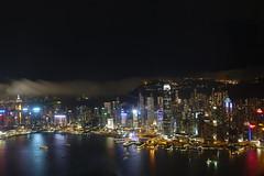 Victoria Harbor (HelenMildenhall) Tags: hongkong victoriaharbor