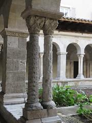 20150324 Isre Vienne - Cloitre Saint Andr le Bas-024 (anhndee) Tags: sculpture france frankreich glise eglise vienne rhonealpes isre