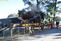 DS_StoneCrushing_McLeansIsland_09April2016 (nzsteam) Tags: price train island traction engine railway scene steam engines locomotive boiler boilers mcleans sawmilling