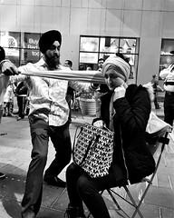 "Times Square ""Turban Day"" (ROY.NYC) Tags: blackandwhite bw beautiful fun happy blackwhite streetphotography gothamist lowy photooftheday streetstyle nycstreetphotography ippa mobilephotography iphoneonly hipstamatic blackeyssupergrain theappwhisperer hipstography hipstaoftheday mobiography roysavoy"
