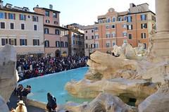 Trevi Fountain (Joe Shlabotnik) Tags: italy rome roma fountain italia trevifountain 2016 afsdxvrzoomnikkor18105mmf3556ged march2016