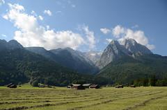 Looking towards Zugspitze (multituba) Tags: germany bavaria nikon zugspitze beautifulearth d7000