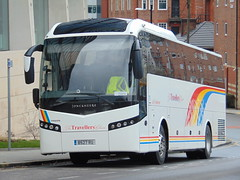 8527 RU TRAVELLERS CHOICE (SuperSteph158) Tags: manchester travellers choice 8527