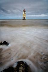 Isolation (kbmacpherson) Tags: longexposure sea lighthouse beach talacrebeach sonya6000 sonye1670