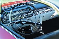 23rd Annual Palos Verdes Concours d'Elegance (USautos98) Tags: interior cadillac eldorado 1958 caddy brougham caddie