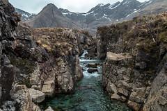 "Fairy Pool at foot of Glen Brittle Mountain (steiner2009 ""AKA Dr Dust "") Tags: skye fairy pools isle glenbrittlemountains scotlandmountainswaterwaterfallfairy poolsisle"