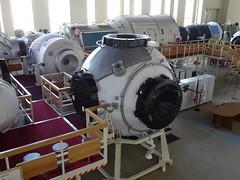 DSC02542 (cggrossman) Tags: museum russia moscow cosmonaut starcity trainingfacility