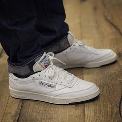 Reebok Club C 85 Vintage disponible... (konsortium.avignon) Tags: vintage shoes sneaker reebok konsortium club85 igsneakercommunity uploaded:by=flickstagram instagram:photo=1181173214662011439329377217