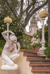 untitled Hearst Castle (stephen.shoff) Tags: ca sculpture spring hearstcastle 2016