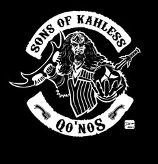 Sons of Kahless (Mr. Sid) Tags: startrek illustration mashup popart klingon sonsofanarchy