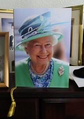 From Buckinham Palace (scrappy annie) Tags: royalty weddinganniversary queenelizabeth