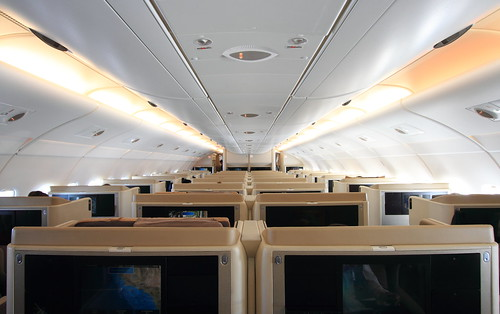 On Board Singapore Airlines A380