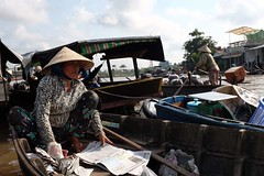 DELTA DU MEKONG (maigniez) Tags: vietnam mekong mekongg