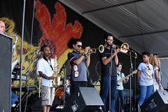 Jazz Fest - Bill Summers & Jazalsa