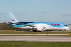 G-TUIC_2 (Daniel Hobbs | Spot2Log) Tags: plane airplane manchester airport aircraft aviation thomson boeing tui manchesterairport 787 egcc dreamliner