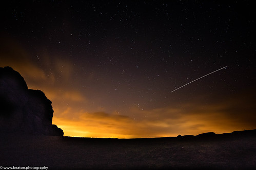 """International Space Station Flying over Haytor • <a style=""""font-size:0.8em;"""" href=""""http://www.flickr.com/photos/21519591@N05/23873372473/"""" target=""""_blank"""">View on Flickr</a>"""