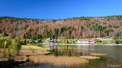 Lac des Rousses (haiwepa) Tags: automne lac jura rousses