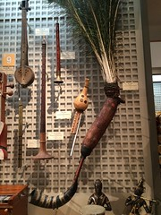 It's also instruments. Not vegetables! (fukashim) Tags: museum indian instrument instrumental woodwind hamamatsu