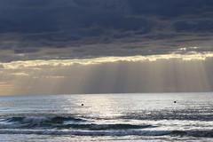 Mission Beach (121) Clouds (sixdos) Tags: sea sky beach clouds sunrise canon reflections australia queensland missionbeach tropicalnorthqueensland farnorthqueensland canoneos7dmarkii missionbreaze