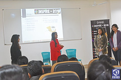 """Inspire 2016"" - Tech Fest (RNB Global University) Tags: college mba university engineering event law ba fest making bikaner rajasthan rangoli bba bca llb contests bcom"