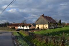 Kruisstraat 36, Diepenbeek (Erf-goed.be) Tags: geotagged limburg hoeve kruisstraat archeonet diepenbeek vakwerkhoeve geo:lon=53805 geo:lat=508893