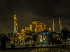 Hagia Sophia (NikosPesma) Tags: museum turkey istanbul orthodox hagiasophia hagiasofia sultanahmet constantinople byzantium