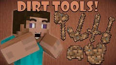 The Dirt Tools Mod 1.7.10 (MinhStyle) Tags: game video games gaming online minecraft