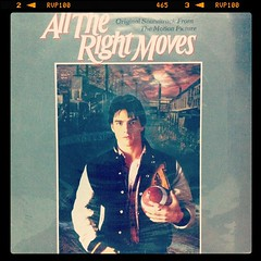 "all the right moves"" ost... (lclek) Tags: tomcruise soundtrack ost alltherightmoves uploaded:by=flickstagram instagram:photo=8606181107865156911333243"