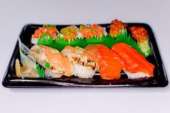 Sushi of Salmon : 鮭の鮨 (Dakiny) Tags: food japan sushi salmon