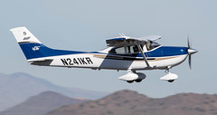 Cessna T182T Skylane TC N241KR (ChrisK48) Tags: 2004 airplane aircraft dvt 182 phoenixaz kdvt t182 skylanetc phoenixdeervalleyairport cessnat182t n241kr