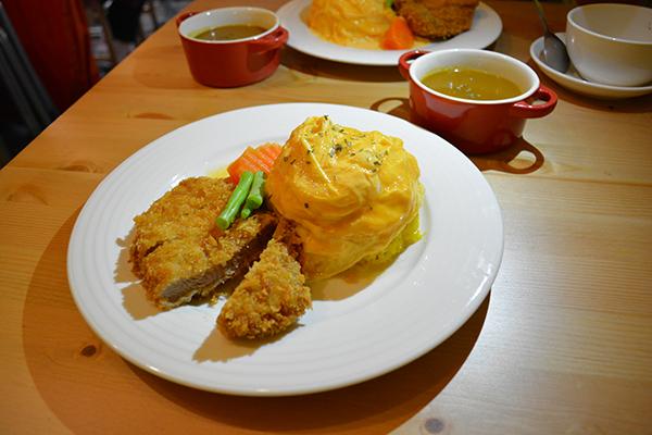 中田咖哩 永和區美食