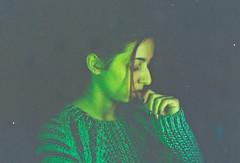 S A L D A N H A  //  L I S B O A (joão tamura) Tags: portrait film girl analog 35mm canon cores photography retrato lisboa olympus filme expired coloured joão rolo saldanha tamura alcântara
