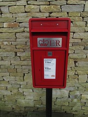 Gloucester Services GL4 991 (Bridgemarker Tim) Tags: shropshire staffordshire services letterboxes postboxes gl4 glocester