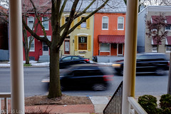 Cars in Motion (louhamilton23) Tags: flickr fuji random maryland fujifilm fujinon frederick lightroom 2016 xseries 23mm xt10 frednet xfseries xf23mmf14 fujinonxf23mmf14