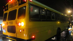 New Monark Bus M208 (Etienne Luu) Tags: new blue bird student all corporation american transportation a3 fe monark m208