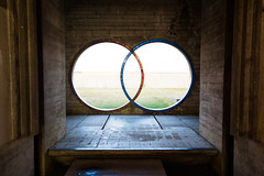 Insieme (Luca Chiappin) Tags: light black architecture nikon 7100 insieme architettura brion scarpa brionvega carloscarpa archeologia